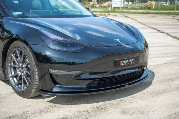 Bilde av Maxton frontspoiler Tesla Model 3